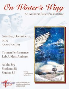 Amherst Ballet On Winter's Wing Flyer