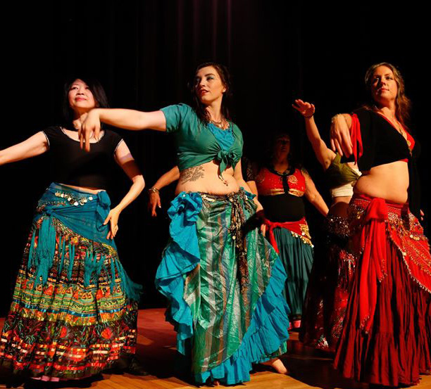 Middle Eastern Belly Dance