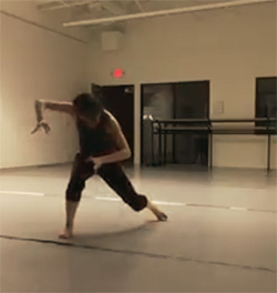 Shizu Yasuda's Social Dis-Dance