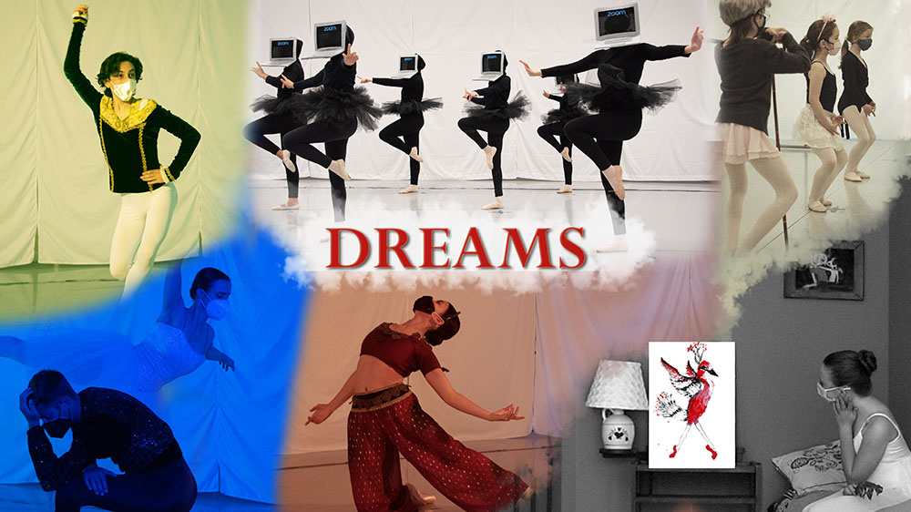 """""""Dreams"""" of Amherst Ballet"""